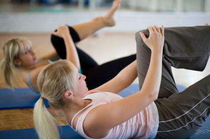 Pilatese ja jooga kombineeritud individuaaltreeningud
