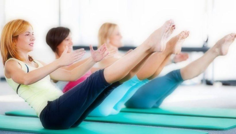 Pilates algajatele